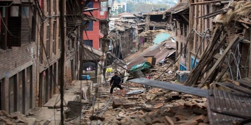 Media Monitoring of #NepalEarthquake - May 13