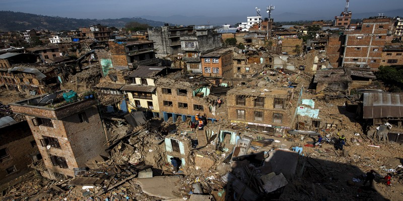 Media Monitoring of #NepalEarthquake - May 1