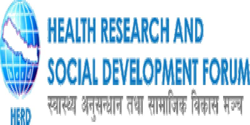 Field Researchers' Training of National FCHV Survey