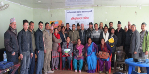 Improving Health Worker Performance in Nepal